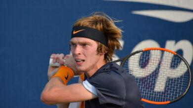 Андрей Рюблов Тенис