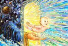 Бебе в небесата