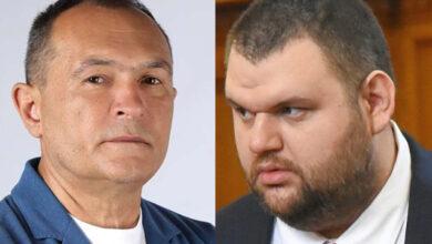 Божков и Пеевски