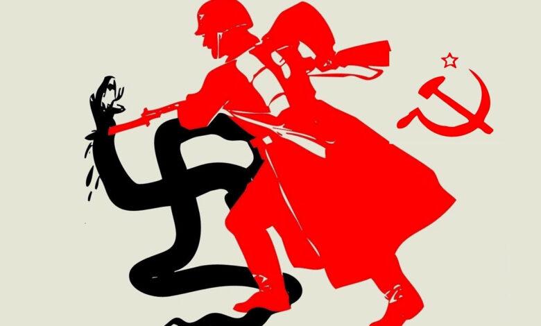 борци против фашизма и капитализма