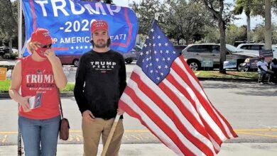 Доналд Тръмп Флорида