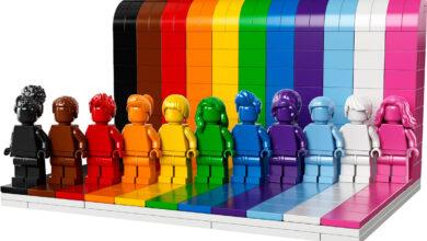 Лего трансджендър