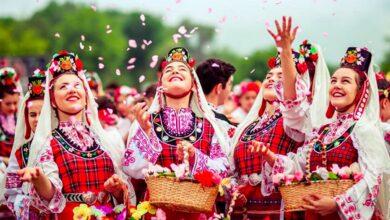 Розобер фестивал на розата Казанлък