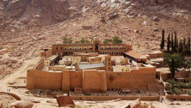 синайски манастир Египет