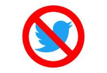 Twitter цензура